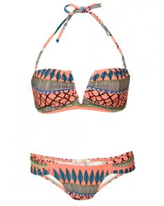 Mara Hoffman makes the cutest swimsuits!