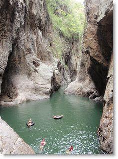 Somoto's Canyon #Nicaragua