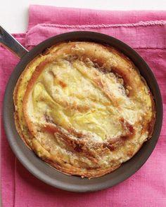 Breakfast Sandwich Frittata Recipe