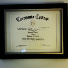 Frame compliments of my wonderful Uncle ♡ #caz2014 #graduate #deep By shannyxshamrock