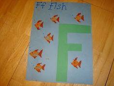 Thumbprint fishies :)