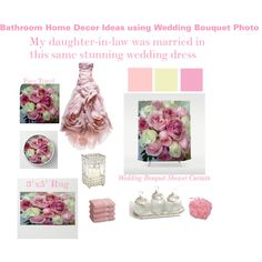 """Photo-Graphic Wedding Home Decor ideas"" by khoncepts on Polyvore"