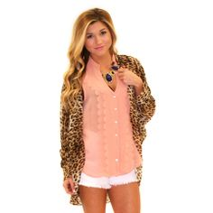 FASHION WEEK CHEETAH  IMPRESSIONS  $34.00