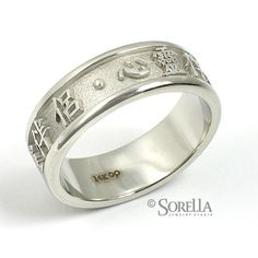 Chinese Symbol Ring