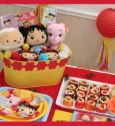 Ni Hao Kai Lan Party Planning Ideas