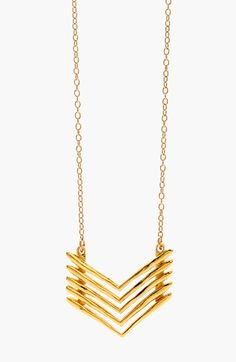 gorjana 'Mesa' Long Pendant Necklace available at #Nordstrom