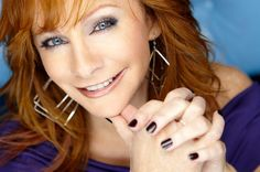 Reba-- Her voice, her passion, her inner light...I am enamored with her.