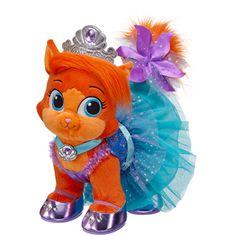 Pretty in Purple Disney Palace Pets Treasure - Build-A-Bear Workshop US
