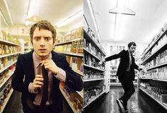 Elijah Wood by Autumn de Wilde