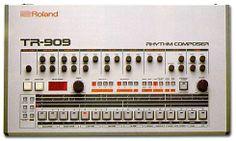 #Roland TR-909