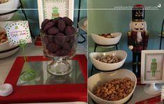 """Elf"" Movie Themed Christmas Party: sugar plums, son of a nutcracker"