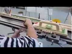 ▶ Slit Knit Detail - YouTube