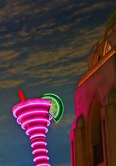 #neon