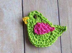 Crochet Appliques Patterns – Crochet Club