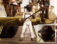 Doallyn - Star Wars custom figure