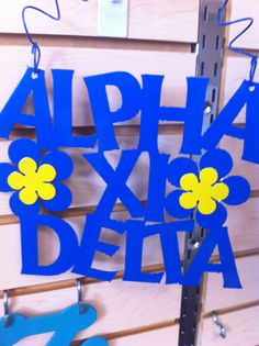 I want this. Alpha Xi Delta