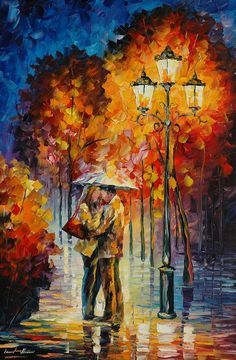 Kiss Under The Rain