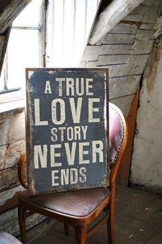 words of wisdom- A true love story ...