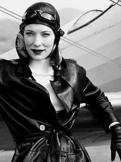 Cate Blanchett photographed by Annie Leibovitz. °