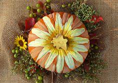 Creative No-Carve Pumpkin Decorating Ideas --> http://www.hgtvgardens.com/decorating/pumpkin-decorating-ideas-no-carve-options?soc=pinterest