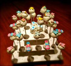 Royal Baby Cake Pops