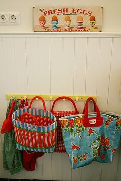 Shopping Bags by yvestown, via Flickr