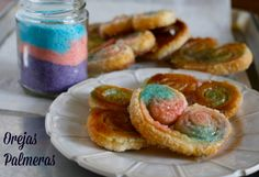 Ideas para fiestas: Orejas con azúcar de colores | Blog de BabyCenter