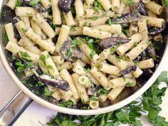 simple portabella pasta - Budget Bytes