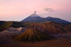 Mount Bromo.