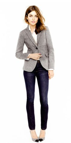 Casual Friday: classic. chic.