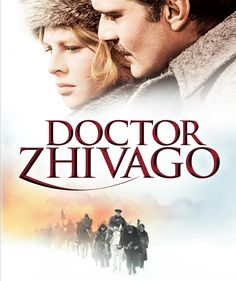 Doctor Zhivago: Life of a Russian doctor/poet who, although married, falls for a political activist's wife and experiences hardships during the Bolshevik Revolution.