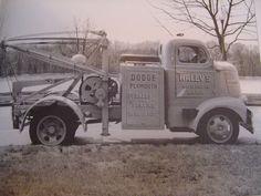 1939 Dodge c.o.e.