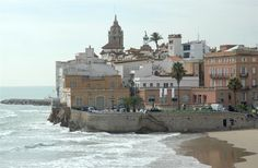 Sitges - Catalogne (is not Spain)