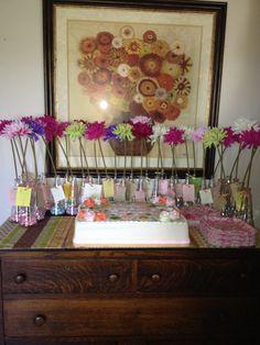 Baby Shower for Girl - gift ideas