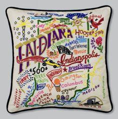 Indiana pillow