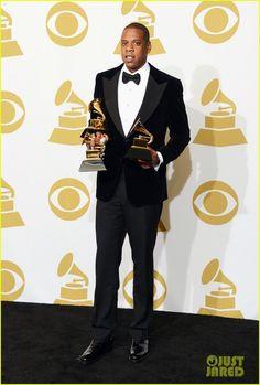 Jay Z. Grammy Winner.