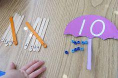 Great Tot school ideas, #homeschool #reading #math