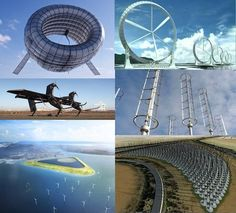 The Future of Wind Power: 9 Cool Innovations  #wind #energy