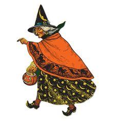 Vintage Halloween Decor: Stylish, Not Scary