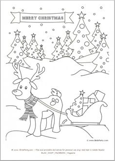 Christmas worksheets on Pinterest | Coloring Sheets, Christmas Colori ...