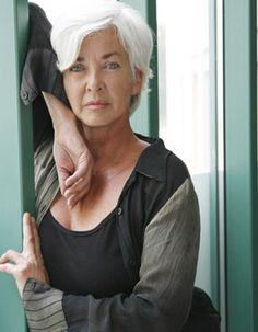 white hair, gray hair, beautiful older women, getting older, women with grey hair, beauti gray