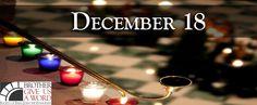 December 18 #adventword