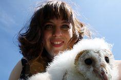 @Hannah Mestel Longmuir: Landscape and Wildlife Artist, via the Official Pinterest Blog