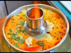 How To Make The Best Thai Tom Kha Gai Soup ต้มข่าไก่ - YouTube