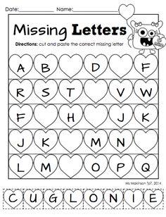 learn ideas for kindergarteners educational for kids kinder worksheets ...