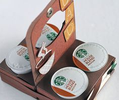 cricut gift bags, gift boxes, papercraft, gift ideas, father day, k cups, dad gifts, hostess gifts, cup box