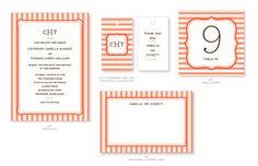 j.bartyn design & manufacturing - free downloads - garden stripes invitationsuite