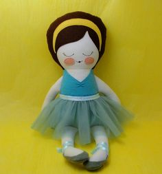 Rag doll inspiration