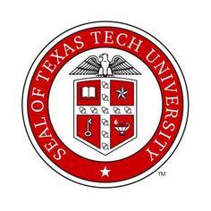 Texas Tech University Red Raiders seal