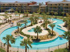 One of their most luxurious resorts, Worldmark Indio